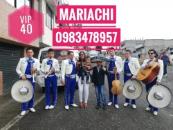 Mariachis en Quito | Eventos Sociales | 40$ Shows Especiales
