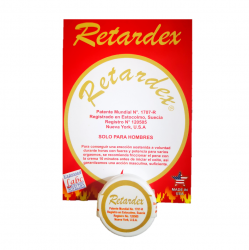 Crema Retardex retardante sexual la original